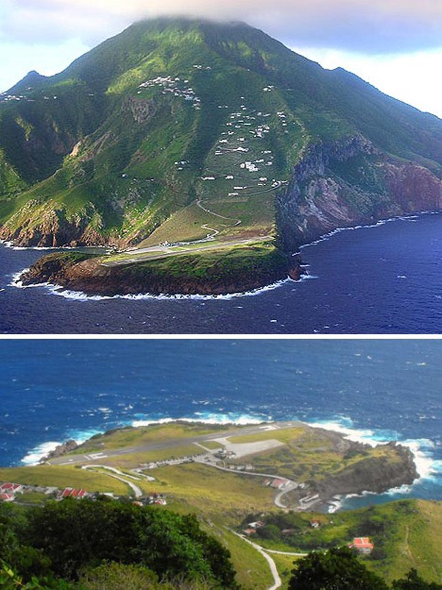 Saba repülőtere